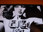 Chelsea Girls Andy Warhol Directed 1970 U.k. Motif Editions Movie Poster Signed