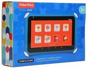 New Nabi Fisher-price Learning 7 Kids Tablet Android Fgc64-9993 Numbers 16gb