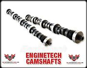 Chevy Chevrolet 396 402 427 Bbc Enginetech Flat Tappet Camshaft 1965 - 1970