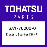 3a1-76000-0 Tohatsu Electric Starter Kit P 3a1760000 New Genuine Oem Part