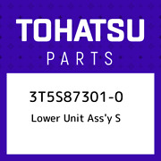3t5s87301-0 Tohatsu Lower Unit Assand039y S 3t5s873010 New Genuine Oem Part
