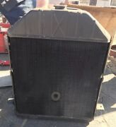 1941 Ford Deluxe And Mercury Flathead V8 Nos Radiator
