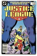 Justice League 4 Booster Gold Joins Team-comic Book-dc Vf+