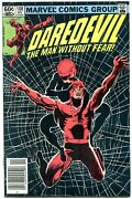 Daredevil 188 1982- Frank Miller-1st Stone, Claw And Shaft Nm-