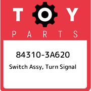 84310-3a620 Toyota Switch Assy Turn Signal 843103a620 New Genuine Oem Part