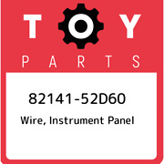 82141-52d60 Toyota Wire, Instrument Panel 8214152d60, New Genuine Oem Part