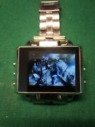 Rare Sdg An03 Computer And Video Camera Watch Was 889.00 1.5 X 2.0 Screen