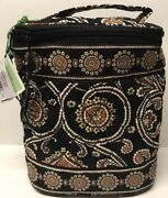 New Retired Vera Bradley Caffe Latte Cool Keeper Lunch Tote Browns