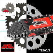 Hon Xl-x250 Rd 1983 Jt 520 Z3 X-ring Chain And Sprocket Kit 14/40t