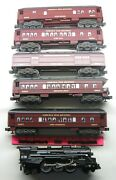 Lionel Preproduction Prototypes 18638 Norfolk And Western Train Set