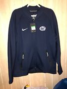 Nwt Nike Penn State Thermal Sideline Coaches Jacket Size Medium M Msrp 180 Rare