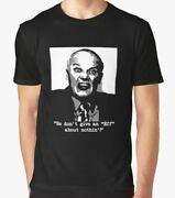 The Office - Creed He Donand039t Give An Eff About Nothing T-shirt Quality