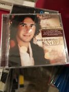 Josh Groban Noel Christmas Holiday Cd Audio New Sealed With Guests