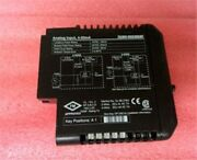 Used Fisher-rosemount Kj3002x1-bc1 2-wire Ai 8ch/4-20ma Plc Card Output Modul Rb