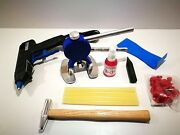 Mwm 34135 Levabolle With Suction Cups Glue +accessories Repair Car Hailstorms