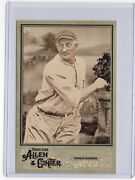 Honus Wagner 2018 Topps Allen And Ginter Cabinet Box Topper Loader Tigers Bl-15