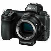 Nikon Z7 Fx-format Mirrorless Camera Body With Mount Adapter Ftz 1591 Ad