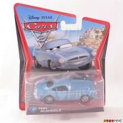 Disney Pixar Cars Finn Mcmissle 2 From The Cars 2 Diecast By Mattel 2010 155