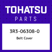 3r3-06308-0 Tohatsu Belt Cover 3r3063080 New Genuine Oem Part