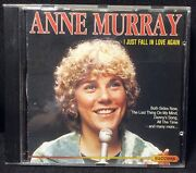 Anne Murray I Just Fall In Love Again Cd Success 22521cd Danny's Song For Baby