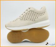 Geox Womenand039s Shoes Sneakers Wedges Suede Comfortable Summer Happy Shoe