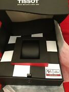 Authentic Tissot Special Nascar Watch Presentation Watch Box New From Dealer
