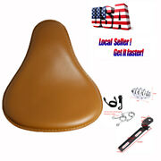 Big Custom Motorcycles Solo Seat 13 For Harley Davidson Sportster 883 Xlh883 Us