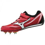 Mizuno Citius Wing 2 Track And Field Long Jump Shoes U1ga1824 Red Andtimes White Black