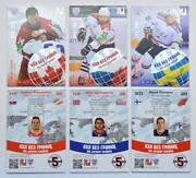 2012-13 Khl Gold Collection Without Borders /299 Pick A Player Card
