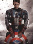 2011 Captain America Movie Cards +inserts A3114 - You Pick - 10+ Free Ship