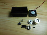 520nm 9mm Focusable Laser Diode Case/laser Diode Host With 520nm Glass Lens