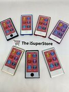 Apple Ipod Nano 7th Or 8th Generation 16gb Various Colors-see Below