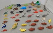 Mpc Nabisco Plastic Dinosaur Lot Mpc And Other Misc Figures