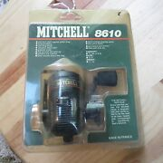 Mitchell 8610 Fishing Reel Made In France Lot8908