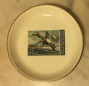 Maine Ducks Unlimited 1982 - 83 Conservation Stamp Small Plate