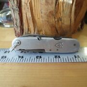 Antique Swiss Army Knife Wenger C.1907-1920 Lot11645