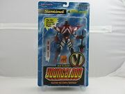 Rob Liefeld's Youngblood Sentinel Action Figure New 1995 Mcfarlane Toys