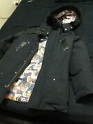 Almost New Moose Knuckle Menand039s Jacket Crystal Parka Edition Large