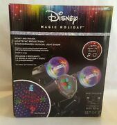 New Disney Magic Holiday Synchronized Musical Light Show Mickey And Friend 1036213