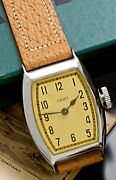 Ingraham Cadet Watch   With Box And Papers Ca1950 Vintage New/old Stock