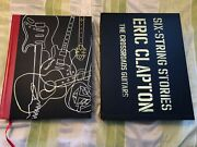 Andnbspsix String Stories Eric Clapton Limited Edition Book. Signed By Eric Clapton.andnbsp
