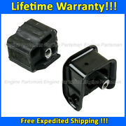 K2583 Frontandrear Motor Busing Mount Set For 1995-1998 Buick Riviera 3.8l Auto