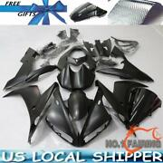 Usa Matte Black Fairing Fit For 2004-2006 Yamaha Yzf R1 Abs Motorcycle Body Kit
