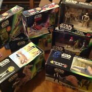 Star Wars Vintage Playsets / Vehicles / Puzzle New/used Toys 'r' Us Tags