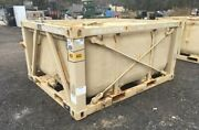 Military Water Tank 900 Gallonfarmcamp Sitefire Safey-usmc Liquid Container