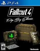 Fallout 4 Pip Boy Pipboy Collectors Edition New Ps4 Sony Playstation 4, 2015