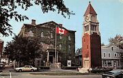 B98305 Car Voiture Ontario Canada The Court House