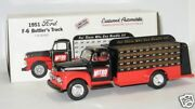 51 Ford Nitro Cola Bottlers Truck First Gear Mint 1st