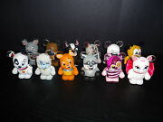 Disney 3 Vinylmation Furry Friends Complete Set Of 12 Figures Chaser