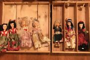 Arco 1960's, 1970'sdolls Of The World, Collectible Antiques Vintage Dolls
